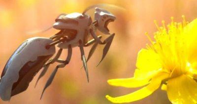 Walmart vient de déposer un brevet pour des abeilles robotisées autonomes
