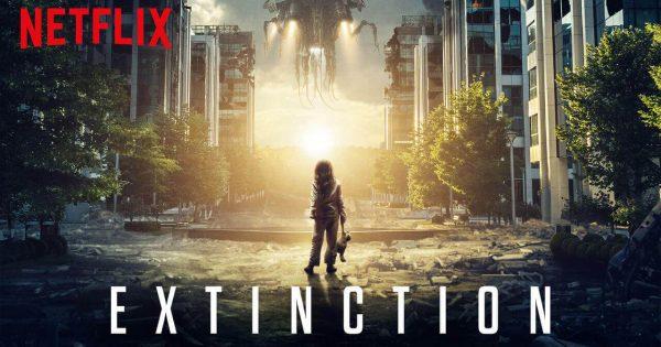 Extinction: le film d'invasion extraterrestre débarque sur Netflix
