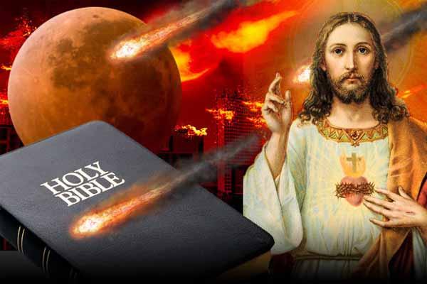 La Super Lune de Sang de l'Apocalypse : Une prophétie biblique prédit la FIN DU MONDE pour CE SOIR !