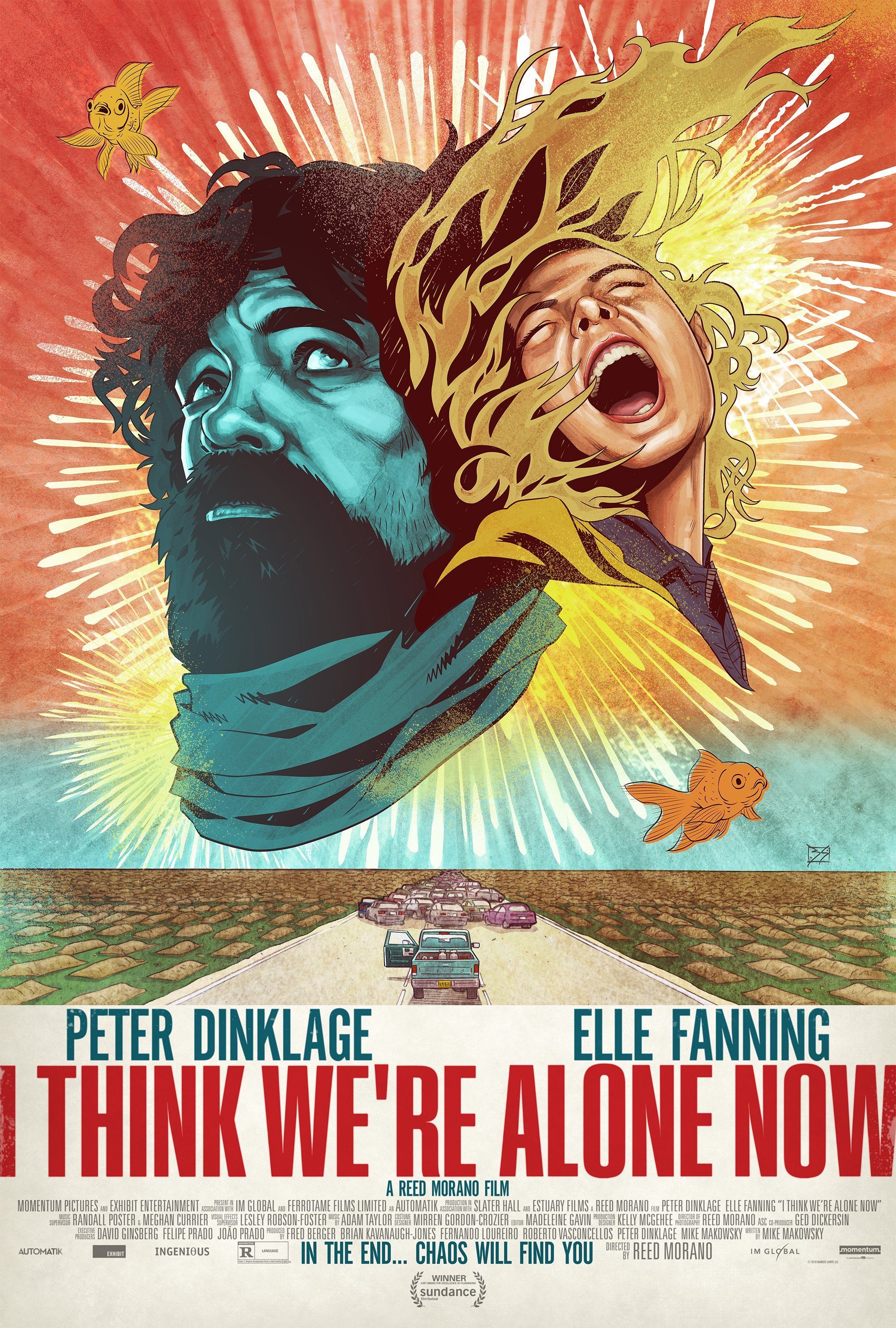 I Think We're Alone Now: vivez l'apocalypse avec Peter Dinklage et Elle Fanning