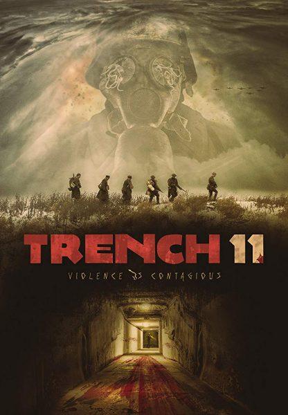 Trench 11: un film d'horreur avec Karine Vanasse et Rossif Sutherland