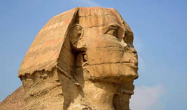 Vidéo: Découverte du Deuxième SPHINX Egyptien sur le plateau de Gizeh lors de travaux