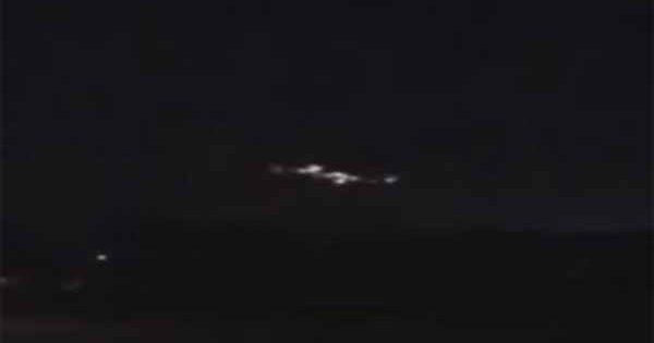 Vidéo: Un étrange OVNI dans le ciel du New Jersey vu depuis plusieurs endroits