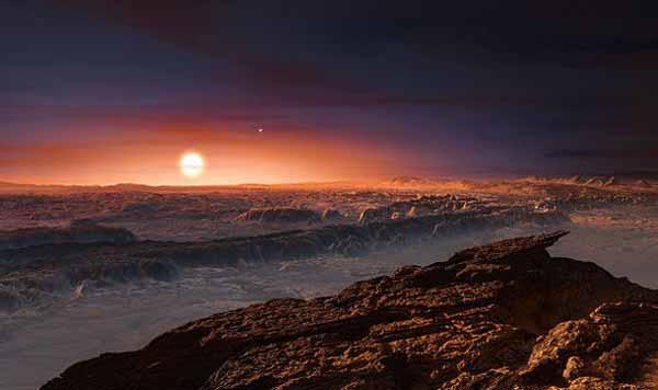 """PERCÉE : Une planète """"voisine"""" de la Terre pourrait contenir de l'EAU"""