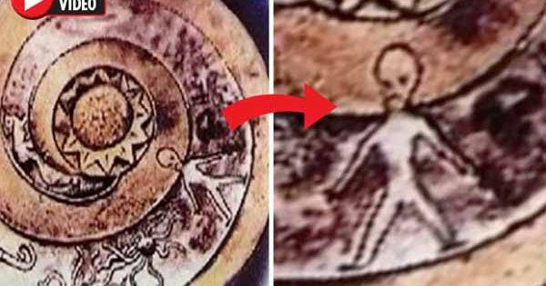 Des disques vieux de 10 000 ans découverts dans des grottes chinoises montrent le site d'un crash d'OVNI (vidéos)