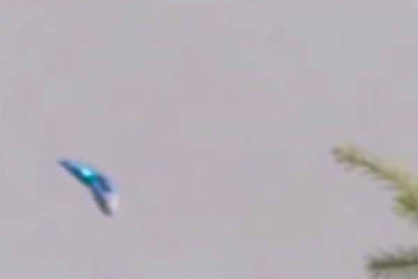 Un cameraman a filmé un objet très étrange volant dans le ciel au-dessus la ville de Londres. Cette vidéo a alimenté les théories les plus folles sur la vie extraterrestre.