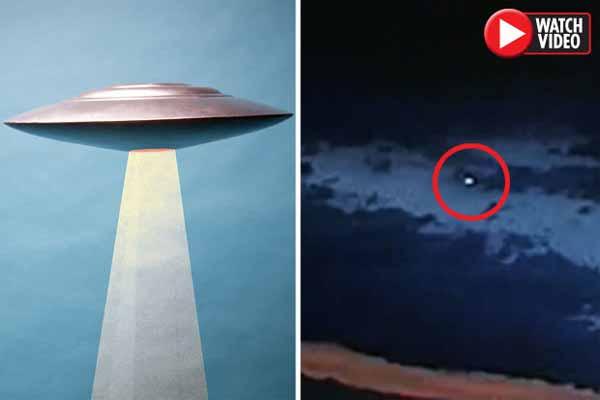 """""""Preuve absolue"""" d'un OVNI ? Des orbes triangulaires repérés au-dessus de Mexico suscitent un débat sur la vie des extraterrestres"""