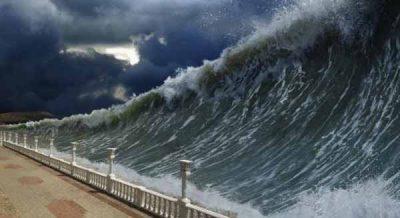 Alerte Tsunami en Europe : l'effondrement de l'Etna provoquera une vague monstrueuse