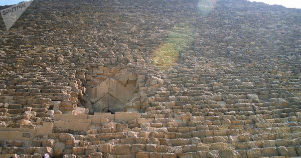 Une découverte unique ferait la lumière sur le mystère de la construction des pyramides