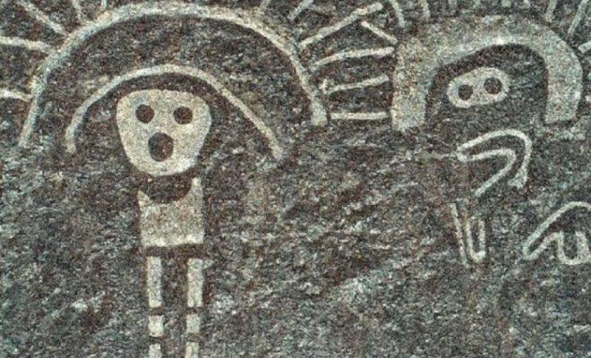 De nouveaux Géants (géoglyphes) sous le ciel du Pérou