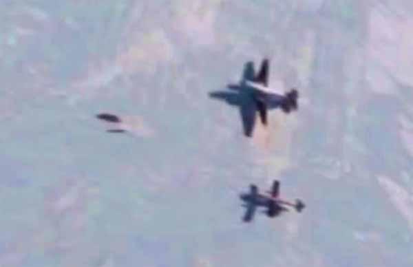 Deux avions ont pourchassé un OVNI près de la station de Zucchelli, Antarctique