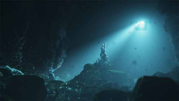 Une énorme quantité d'eau est aspirée dans la Terre, révèle une étude sismique