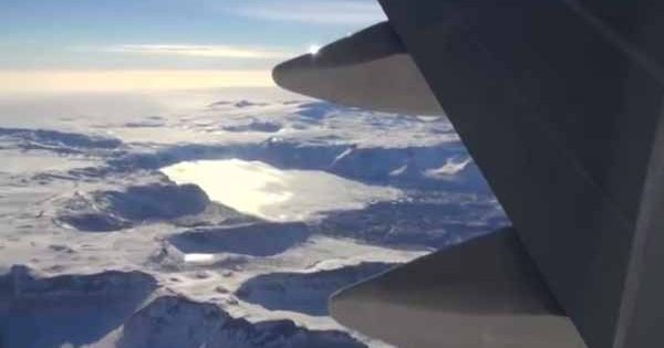 Une Base Nazie top secrète aurait été repérée en Antarctique