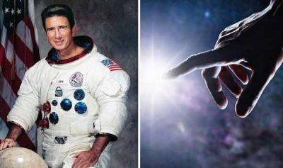 """Un astronaute d'Apollo 15 de la NASA a """"senti le toucher de DIEU"""" avant une découverte explosive sur la Lune"""