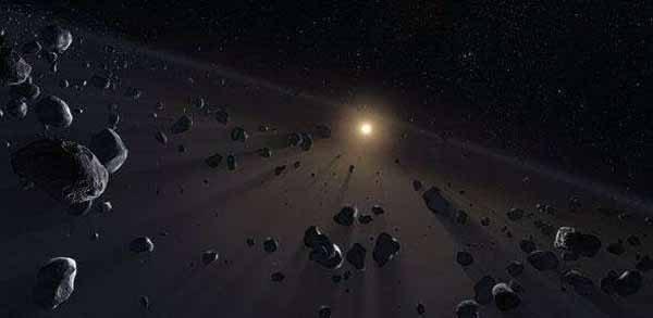 """NIBIRU : Les orbites mystérieuses des régions les plus reculées du système solaire ne sont pas causées par la """"Neuvième Planète"""""""