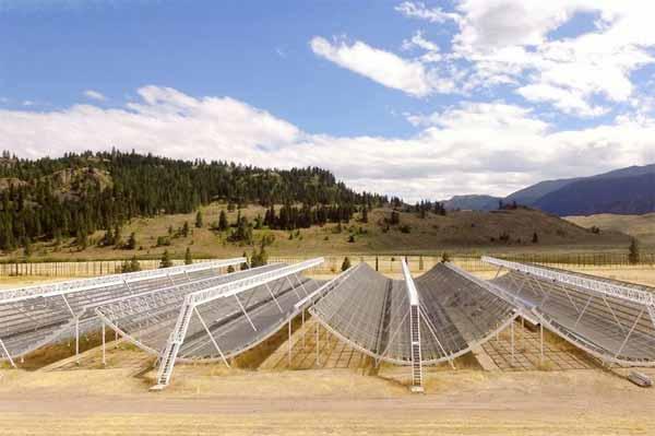 Des ondes radios extraterrestres ont été captées par des scientifiques
