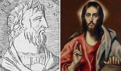RÉVÉLATION BIBLIQUE : Jésus était GREC d'après d'anciens documents qui CORRESPONDENT au Messie