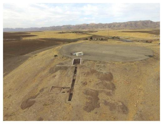 L'ancienne cité perdue de Mardaman découverte dans le nord de l'Irak