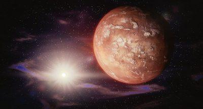 Des scientifiques auraient découvert une bactérie capable de survivre sur Mars