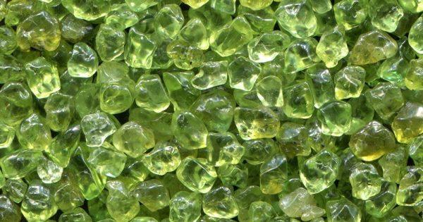 À Hawaï, il pleut des pierres précieuses vertes