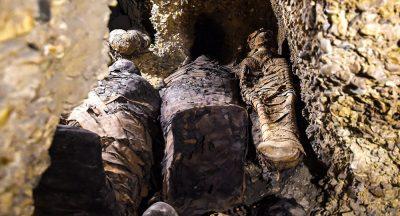 Une tombe vieille de 2.000 ans révèle 40 momies en Égypte