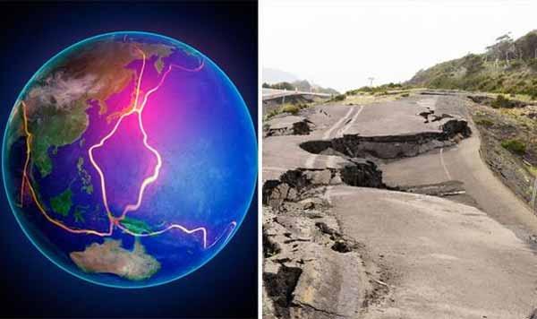 Un tremblement de terre pourrait frapper d'ici le 21 février