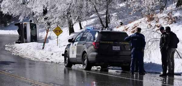 Etats-Unis : Des extraterrestres accusés d'avoir renversé une voiture sur l'Autoroute 18