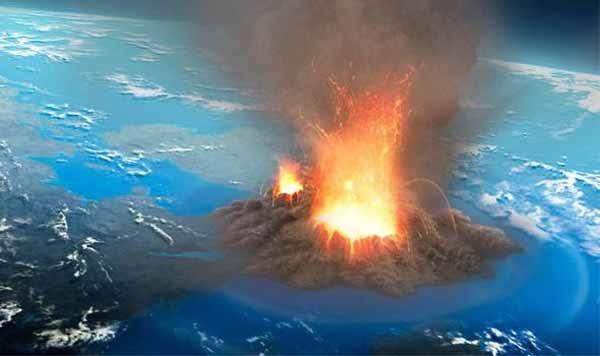 L'éruption du volcan de Yellowstone : L'USGS prévoit la date de la SUPER ÉRUPTION