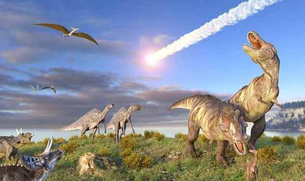 """Traqueur d'astéroïdes de la NASA : Un impact d'astéroïde """"pourrait anéantir la vie sur Terre à nouveau"""""""