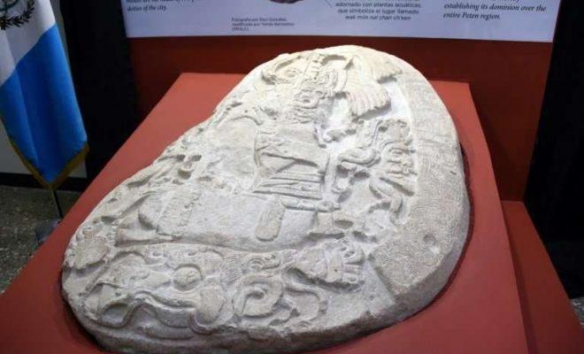 Un artefact maya vieux de 1 500 ans au passé macabre découvert au Guatemala