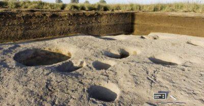Un village datant d'avant le règne des pharaons découvert en Egypte