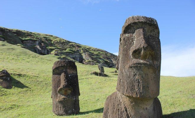 La cause exacte de la disparition de la civilisation Rapa Nui de l'île de Pâques dévoilée