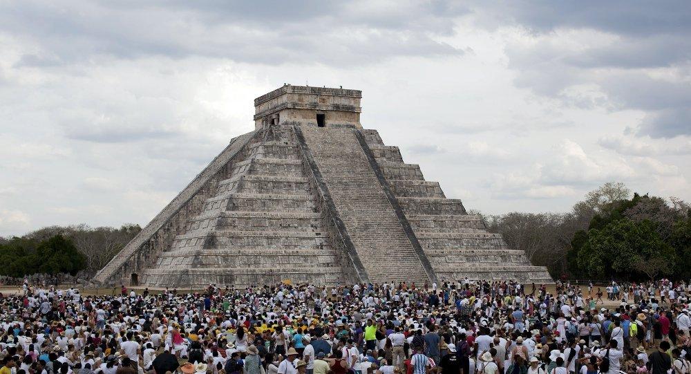 Une découverte de l'époque maya dans le Yucatan révolutionne les idées sur l'Amérique