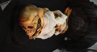 Une momie à deux têtes au passé macabre agite la Turquie