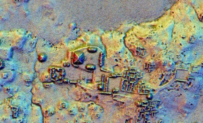 Les anciennes cités Mayas plus complexes que l'on le pensait
