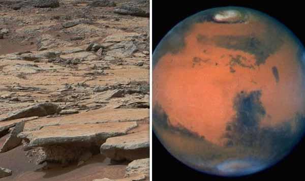 """La vie sur Mars CONFIRMÉE ? Le rover Curiosity de la NASA a découvert une """"atmosphère propice à la vie"""""""