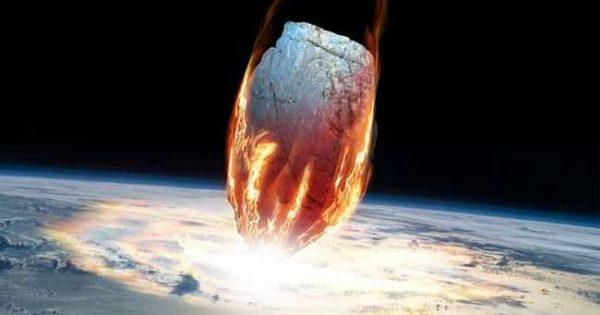 """L'astéroïde Apophis """"se dirige droit vers la Terre"""" et pourrait la percuter le Vendredi 13 2029"""