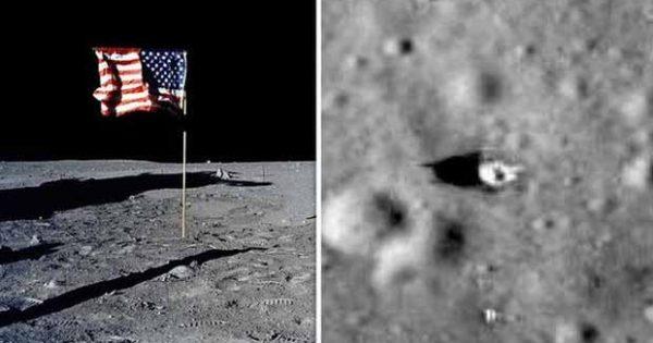 """Les drapeaux américains à la surface de la Lune se sont """"probablement désintégrés"""" selon la NASA"""