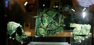 Une pièce manquante de la machine d'Anticythère retrouvée sur le fond de la mer Égée