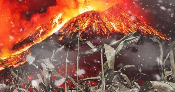 Une Super-Éruption Volcanique représente la plus grande menace pour l'humanité et pourrait ÉRADIQUER la race humaine