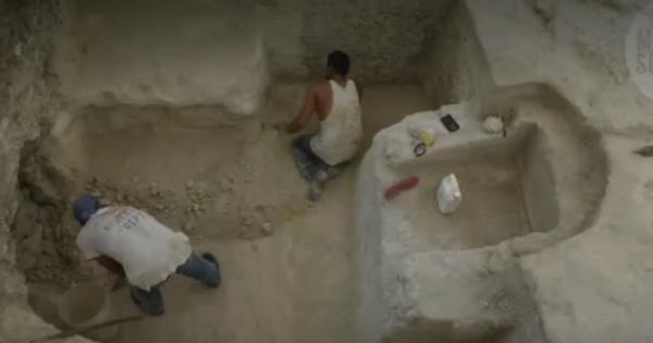 Un bain de vapeur Maya découvert au Guatemala