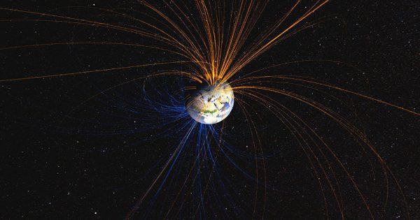 Vidéo - Les premiers enregistrements des vibrations du champ magnétique terrestre dévoilés
