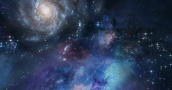 Un signal lumineux enregistré par des astronomes