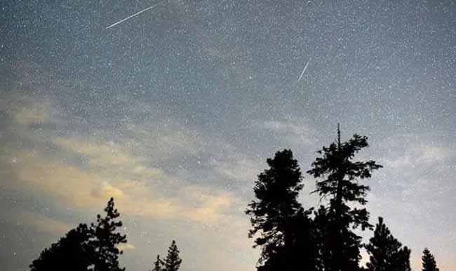 Êta aquarides 2019 : Le pic de la pluie d'étoiles filantes pour CE SOIR