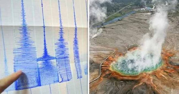 Volcan de Yellowstone : Comment un sismographe s'est cassé