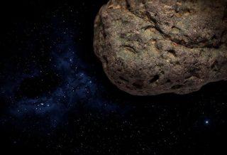 Un astéroïde risque de frapper la Terre en septembre prochain