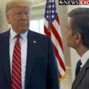Donald Trump dit qu'il ne croit pas particulièrement aux OVNI