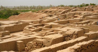 Des vestiges de l'une des premières civilisations du monde découverts en Inde