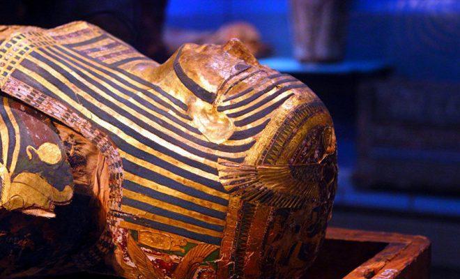 La tombe d'un fonctionnaire qui aurait vécu il y a 4 000 ans découverte en Égypte