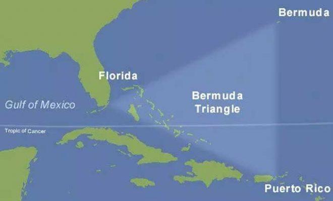 """Près de 40 000 personnes veulent prendre d'assaut le triangle des Bermudes parce qu'il """"ne peut pas tous nous avaler"""""""